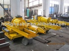 electric arc furnace: pneumatic furnace taphole drill/block machine(metallurgical equipment)
