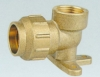 brass compression pipe fitting