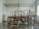 Sweetened bean powder production line
