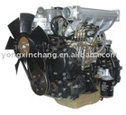 Diesel engine, power engine