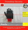 JD-A088 en 388 mechanic wear latex coated work gloves