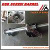 45mm extruder screw for HDPE blown film molding machine