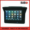 Rugged Android Touch Pad With Mounting Base