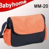 diaper bag organized inside item MM-20