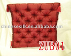 silk seat cushion