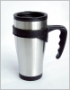 16oz stainless steel travel Mug