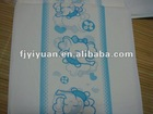 breathable laminated PE film for diapers disposable diaper