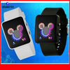 Mickey LED watches with any color available