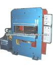 solid tyre curing press