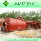 5th generation waste plastic pyrolysis plant