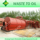 5th generation waste plastic pyrolysis plant