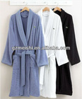 super soft and warm unisex bathrobe