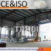 2012 small capacity raw oil waste engine oil purifying machine with CE