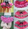 Girl Baby Clothing Ruffle Pants S0-3Y New Bloomers Nappy Skirt
