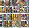NEW MINI TECH Skate Board SKATEBOARD 60 DESIGNS DECK Alloy