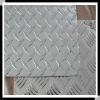 Mirror Finish 5Bars Pattern Aluminum Tread Plate For Anti-Slip