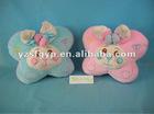 fangle stuffed plush toy rubbit cushion & pillow