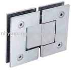 Stainless steel bathroom glass door hinges