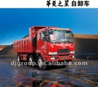 8ton Dump truck for sale 6x2 tractor truck(336hp 420hp 375hp 420hp )