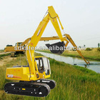 8t hydraulic excavator