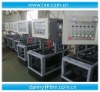 manufacturer semiautomatic stock mini bottle blowing machine to Japan by sea life long technical support
