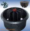 rubber impeller and stator