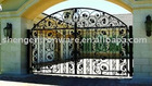 ornamental elegant wrought iron decorative iron gate