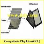 bentonite clay liner