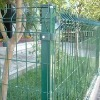 PVC Coating Wire Mesh Panel Fence