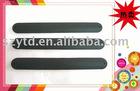 new style black silicone slap bracelet