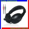 New Style Wired Headphones with Mic for Computer Fashion