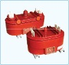 Indoor type three phase cutout potential transformer