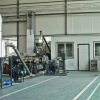 soft PVC+ CaCO3 +addtitives pellets making machine