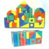 foam blocks/foam toys