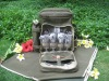 picnic set with bag pack at cheap price,popular style,can be sold at small qty 50 pcs
