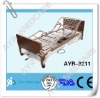 Semi-electric nursing bed