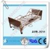 Semi-electric nursing bed