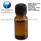 5ML Amber Glass Dropper Bottle