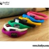Best Selling Silicone Sport Ion Wistband Watch