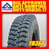 ALL STEEL RADIL TRUCK TIRE