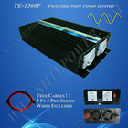 Power Inverter DC to AC 1500w 1.5kw 24v to 120v