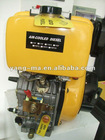 model YM186FE,10HP electric start generator diesel engine