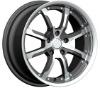 16inch 17inch silver car alloy wheels