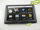 zlm-A3 HD 4.3inch touch screen gps navigation with FM
