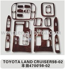 80066-Wooden Dashboard for Toyota Land Cruiser 98-02