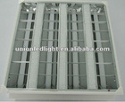 600x600mm Low price LED Grille Tube Lighting Fitting fixture 36w (CE ROHS FCC GOST-R)
