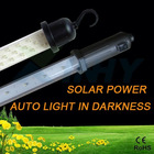 Portable Rechargeable Solar Power Led Emergency Light