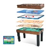 multifunctional game table,pool table,baby foot
