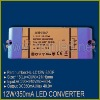 12W/350mA LED DRIVER/ADAPTER/CONVERTER