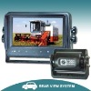 "7"" waterproof car system with waterproof monitor"